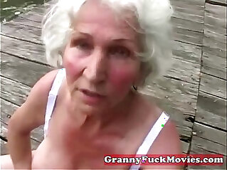grandma - Check this dirty grandma
