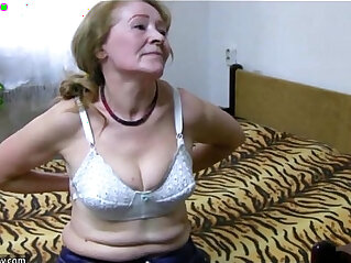 granny, old, sex toy, young, young and old