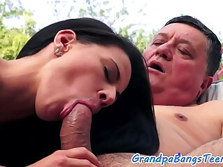 babe, busty, hitchhiker, missionary, old, old and young, young, young and old