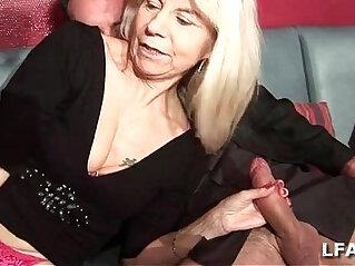 DP, european, mature, penetration, rope