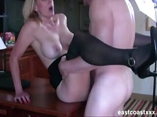 casting, cheating, interview, MILF, wife