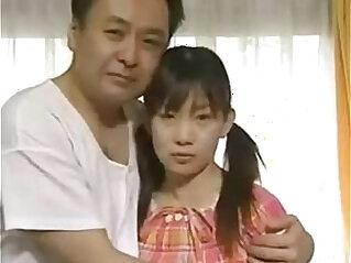 daughter, fat, father, homemade, japanese, school, schoolgirl, sexy japan