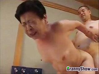 blowjob, grandma, granny, japanese, sexy japan