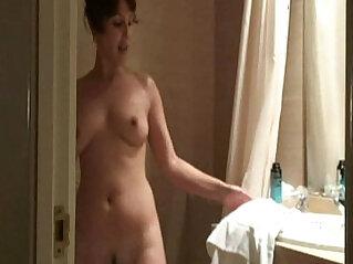 hotel, shower