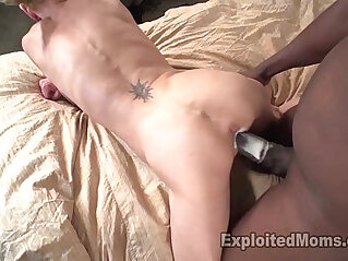 asian cock, bbc, big black dong, mom, pounding, pussy, skinny