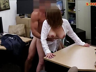 big boobies, boobs, hitchhiker, lady, office, pounding, pussy