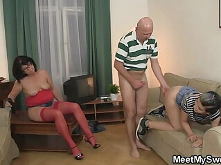 dirty, family orgy, games, old