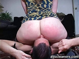 ass, fat, femdom, mom and son, mother