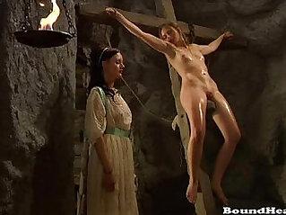 lesbian, mom, pain, punishment, sapphic, slave