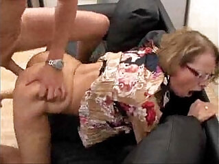 anal, ass, asses, fisting, glasses, mother
