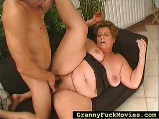 chubby, dirty, grandma, granny, hubby