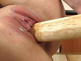 clit, juicy, penetration, sex toy