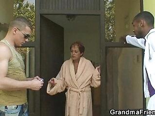 dick, grandma, mother, naughty