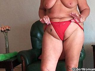 ass, chinese tits, chubby, giant titties, grandma, granny, hubby, huge asses