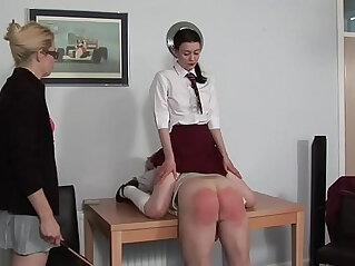 humiliation, spanking