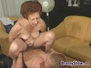 grandma, granny, horny, old, stud, young, young and old
