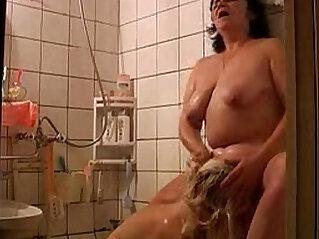 cum, daughter, lesbian, mom, mom and son, sapphic