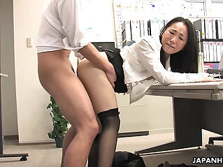 asian, japanese, lady, office, sexy japan
