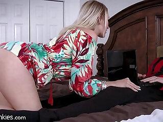 asian cock, cougar, friend, mom