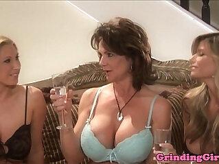 ass, balls, glamour, lesbian, pussy lick, sapphic