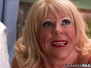 anal, bbc, big black dong, busty, granny, hitchhiker, old, young