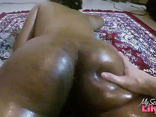 ass, babe, india, massage