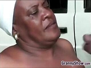 black, granny